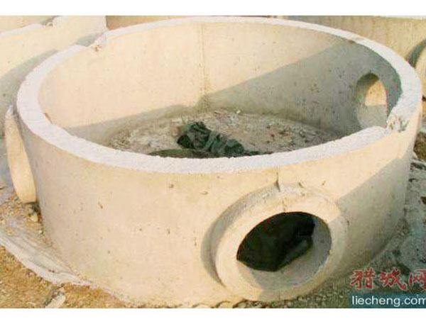 加重型化粪池